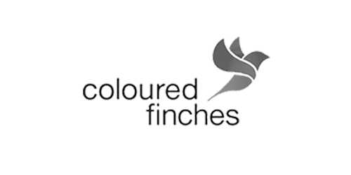 Coloured Finches